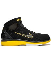 Nike Air Zoom Huarache Sneakers - Zwart
