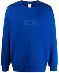 PUMA X Maison Kitsuné スウェットシャツ - ブルー