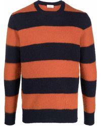 Altea ストライプ セーター - ブルー