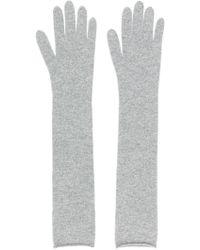 JOSEPH Cashmere Long Gloves