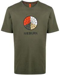 Raeburn Parachute ロゴ Tシャツ - グリーン