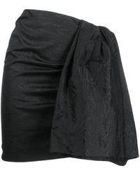 Pinko ミニスカート - ブラック