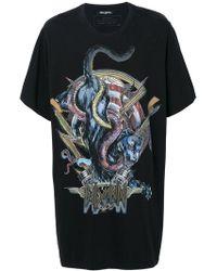 Balmain | Panther T-shirt | Lyst