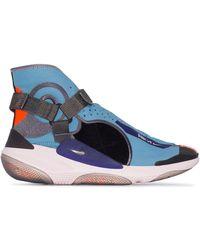 Nike Высокие Кроссовки Ispa Joyride Envelope - Синий