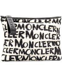 Moncler グラフィティ クラッチバッグ - マルチカラー