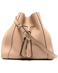 Mulberry Millie Leather Bucket Bag - Multicolor