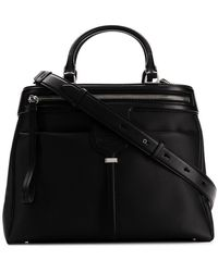 Tod's - Zipped Compact Tote - Lyst