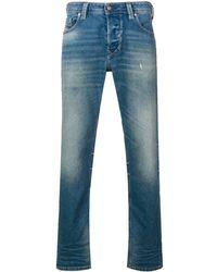 DIESEL Jeans Larkee-Beex 089AW - Blu
