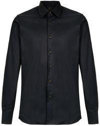 Prada クラシックシャツ - ブラック