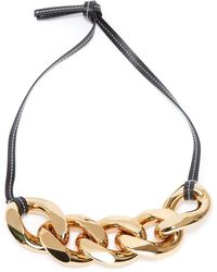 JW Anderson - Large Chain Strap - Lyst