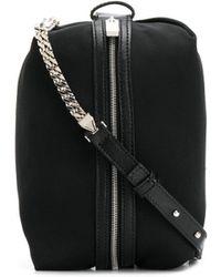 1017 ALYX 9SM Chain Strap Zipped Tote Bag - Black