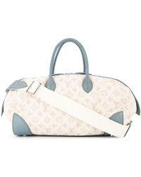 Louis Vuitton プレオウンド Speedy Gm ハンドバッグ - ホワイト