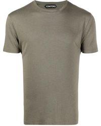 Tom Ford - ラウンドネック Tシャツ - Lyst