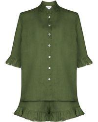 Sleeper Pyjama à volants - Vert