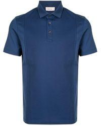 Cerruti 1881 Short-sleeved Polo Shirt - Blue