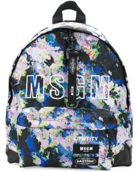 Eastpak - X Msgm Backpack - Lyst