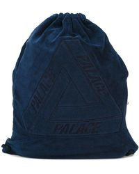 adidas X Palace Towelling Backpack - Blue