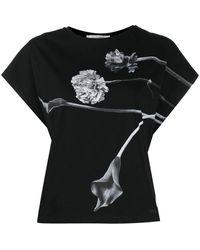 Valentino - Flowersity Tシャツ - Lyst