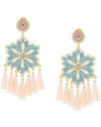 Mercedes Salazar - Tropics Earrings - Lyst