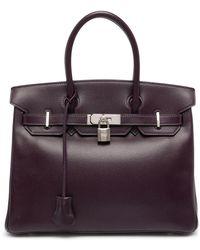 Hermès - Сумка Birkin 30 2002-го Года - Lyst