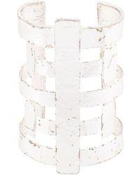 Natori - Geo Cuff Bracelet - Lyst