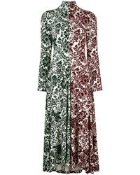 Rosie Assoulin - コントラストパネル ドレス - Lyst