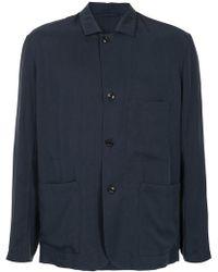 Lemaire - Shirt Jacket - Lyst