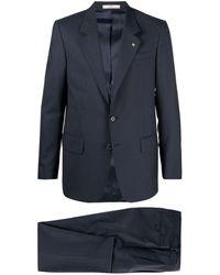 Corneliani ツーピース スーツ - ブルー