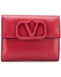 Valentino - Garavani Vスリング 財布 - Lyst