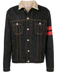 Gcds Denim Jacket - Синий