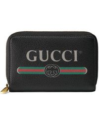 Gucci - ファスナー財布 - Lyst
