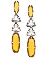 Camila Klein - Embellished Earrings - Lyst