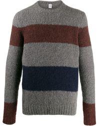 Eleventy - ストライプ セーター - Lyst