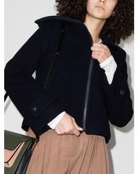 See By Chloé - ジップアップ ニットジャケット - Lyst