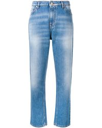 PS by Paul Smith Straight Leg Jeans - Blue