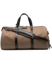 Polo Ralph Lauren Logo-patch Duffle Bag - Brown