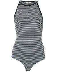 Egrey - Striped Knit Body - Lyst