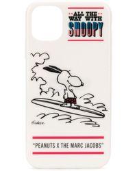 Marc Jacobs Чехол Americana Snoopy Для Iphone 11 Pro - Белый