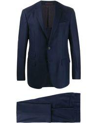 The Gigi ツーピース スーツ - ブルー