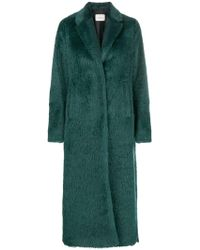 Dorothee Schumacher - Single Breasted Coat - Lyst