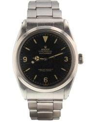 Rolex Explorer Horloge - Zwart