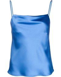 Blanca Vita キャミソール - ブルー