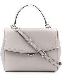 MICHAEL Michael Kors Bolso shopper Ava mini - Gris
