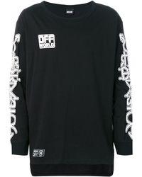 KTZ Masonic スウェットシャツ - ブラック