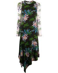 KENZO - Sea Lily' ロングドレス - Lyst