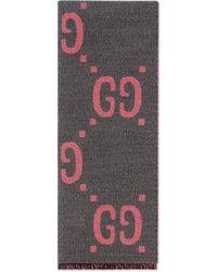 Gucci - ジャカード スカーフ - Lyst