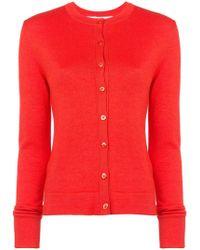 Carolina Herrera - R1912n104csb Cayenne Wool Or Fine Animal Hair->wool - Lyst