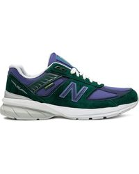 New Balance Sneakers x Aime Leon Dore 990 v5 - Verde