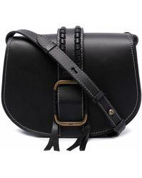 Ba&sh Teddy Crossbody Bag - Black