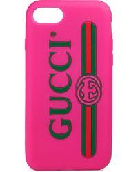 Gucci Print Iphone 7/8 Case - マルチカラー